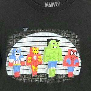 Marvel LegoSuper Heroes T-Shirt